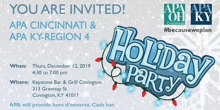 2019 Holiday Save The Date