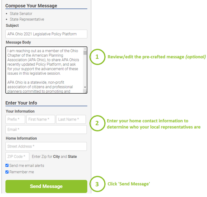 Platform Campaign Screenshot