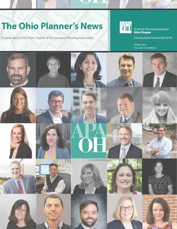 The Ohio Planners News: Spring 2020