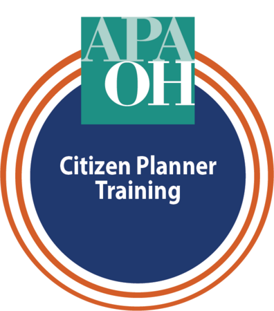 Citizen Planner Training is Here